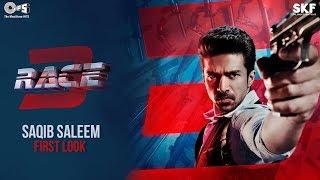 First Look of Saqib Saleem as Suraj | Race 3 | Remo D