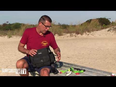 Surf Fishing Tip Of The Week # 41- ODM Surf Bag