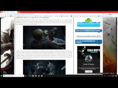 How To Download  Resident Evil 2 Repack