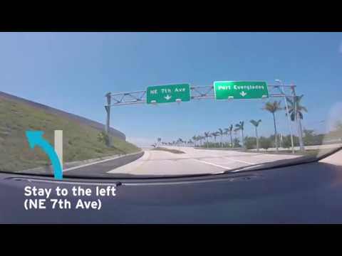 Directions To Park 'N Fly Ft. Lauderdale