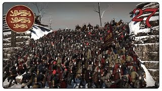 SIEGING THE HOLY ROMAN EMPIRE- 1078 Medieval Wars Campaign (Attila) #27