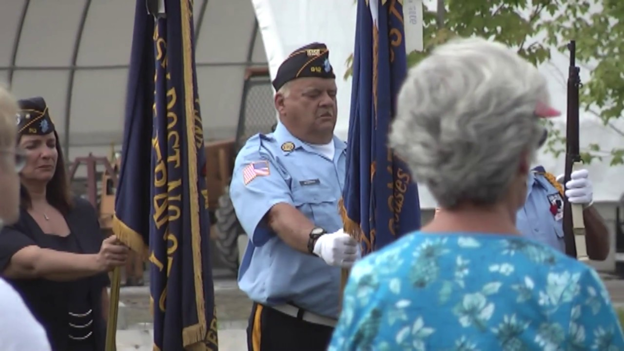 Rouses Point Memorial Day  5-28-12