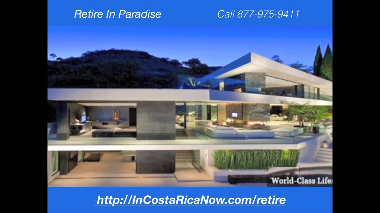 Awesome Beach Houses For Sale In Nicaragua Part - 12: Property For Sale In Costa Rica | 877-975-9411 | Nicaragua Real Estate For  Sale | Best | Retire - YouTube