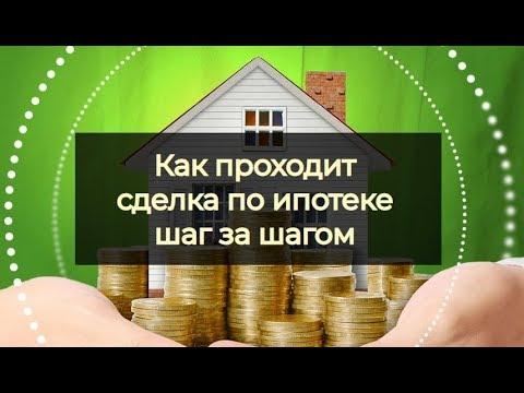 Как оформляется ипотека в сбербанке