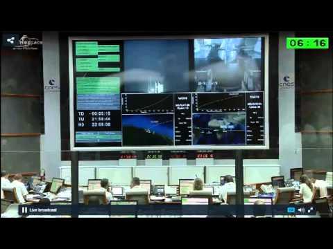 [VA218] Ariane 5 launches MEASAT 3b and OPTUS 10 satellites