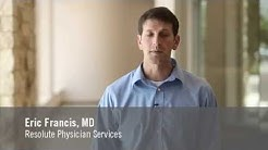 Eric Francis MD - Resolute Center for Wellbeing