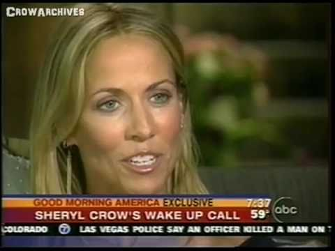 Sheryl Crow's Wake Up Call (GMA Interview PART 1)