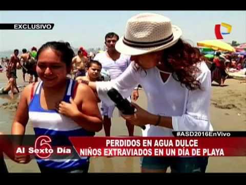 Niños Perdidos En La Playa: Cuando La Diversión Se Convierte En Pesadilla