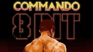 8-Bit Commando - Retro Game Night