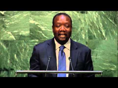 Mr. Tawanda Mutasah - Amnesty International - UN Post-2015 Interactive Hearings