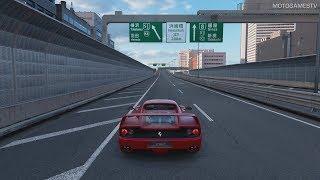 Gran Turismo Sport - Ferrari F50 '95 Gameplay [4K PS4 Pro]