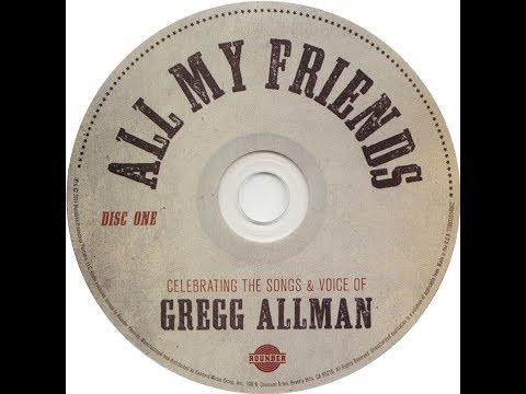 Gregg Allman   All My Friends