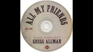 Watch Gregg Allman All My Friends video