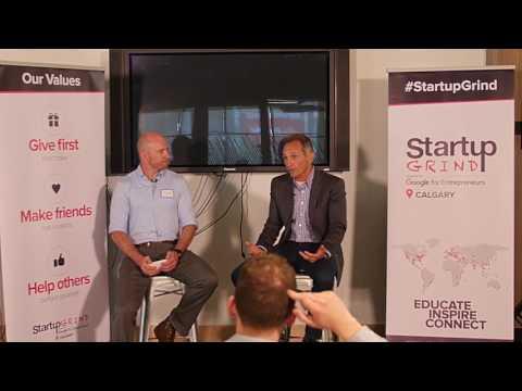 Startup Grind Calgary - Paul Anderson - June 16, 2017