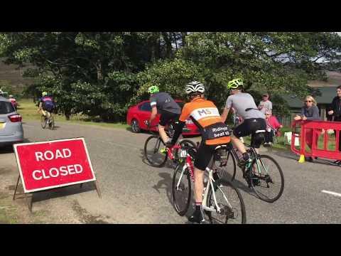 Bealach Mor Sportive 2017 - Cycling Bealach Na Bà
