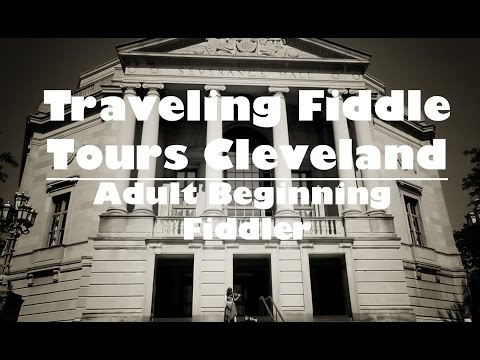 Traveling Fiddle ~ The Traveler Tours Cleveland