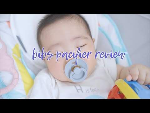 Bibs Pacifier Review (Why We Chose Natural Rubber Pacifier MUST Know About Silicone Pacifier!!!)