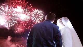 Hampton Court Wedding Film | David & Jess