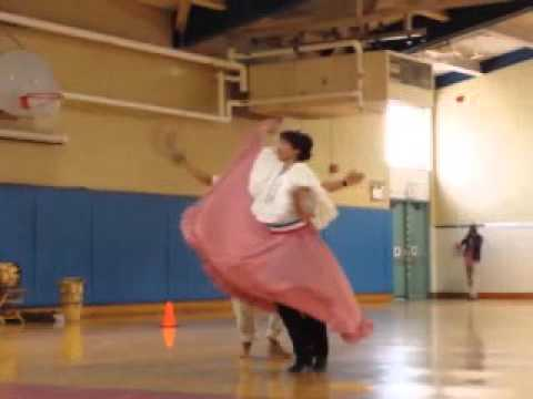 Dominicanos- U.S.A.  Sabor Latino, Goshen Center School 2016