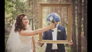 свадебная фотосессия Артема и Саши