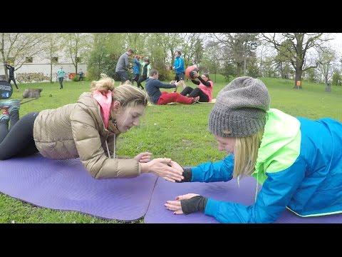 Bootcamp Fitnesstraining - Sport im Park Berlin - Crossfit Berlin Friedrichshain
