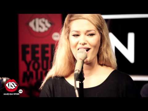 Feli - Creioane Colorate  (Live @ Kiss FM)
