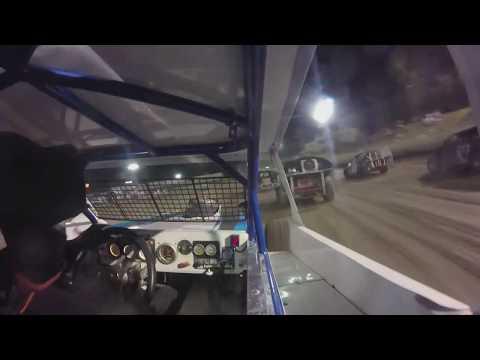 Bakersfield Speedway Mod Lite GoPro