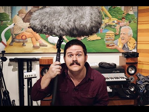 Production Sound And Location Audio Gear Used To Record Movies & TV