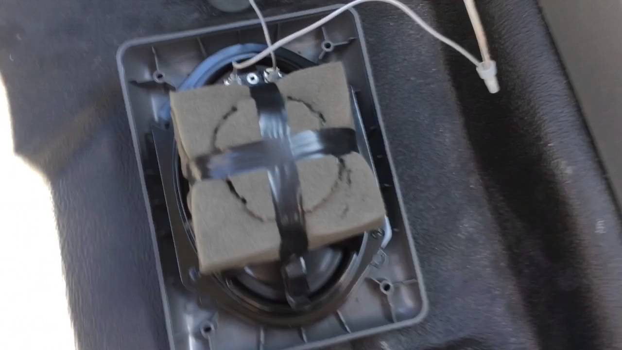 1997 ford ranger speaker [ 1280 x 720 Pixel ]