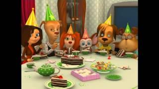 Барбоскины- День рожденья ( подборка под песню кукутики)
