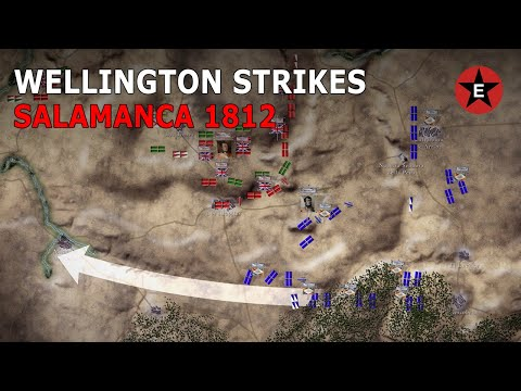 Wellington Strikes: Salamanca 1812