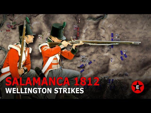 Wellington Strikes: Salamanca 1812