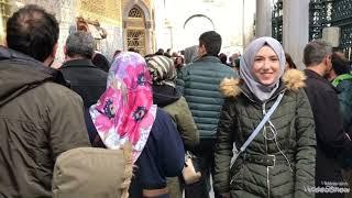 Prvi nas video Posjeta Eyup Sultanu Ilk Video Deneyimimiz Eyup Sultani Gezdik