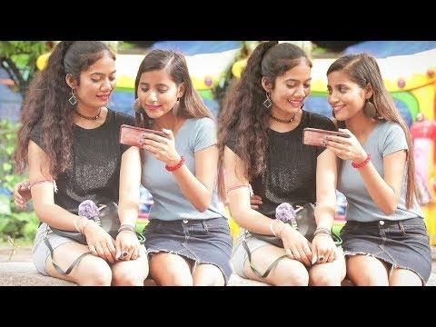 Annu Singh Uncut: Blue Film Dekho gi   prank on cute girl   Clip4   Hilarious Reaction   BRannu