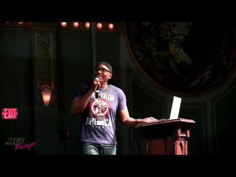 Nicholas Myers - Lightning Talk - .NET Fringe 2017