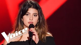 Fairuz - Li Beirut | Lara Bou Abdo | The Voice France 2021 | Blinds Auditions