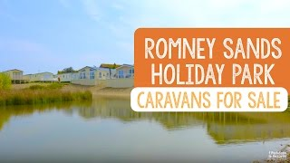 Caravans For Sale at Romney Sands Holiday Park, Kent & Sussex