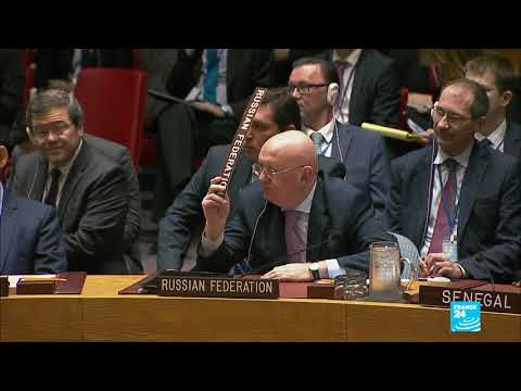 Syria; France To Launch Fresh International Initiative To Probe Chemical Weapons Use