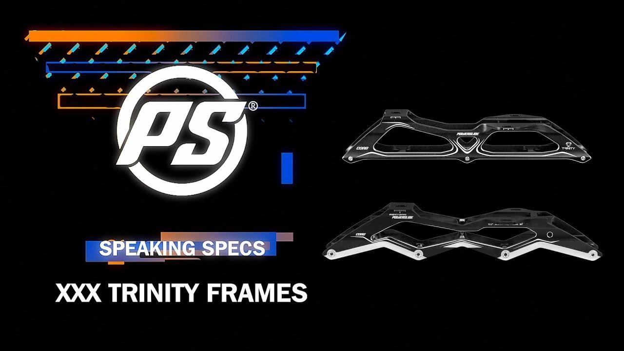 Powerslide XXX Trinity Racing frames – Powerslide Speaking