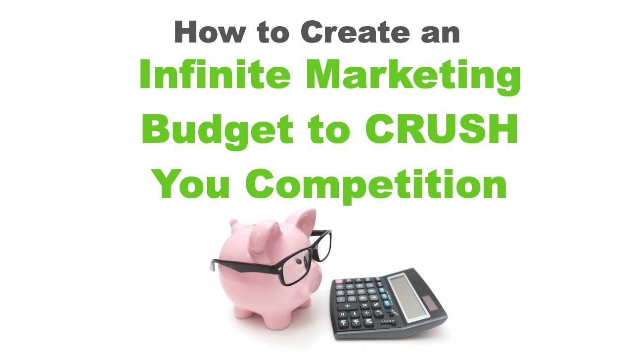 How to Create an Infinite Marketing Budget to CRUSH Your Competition