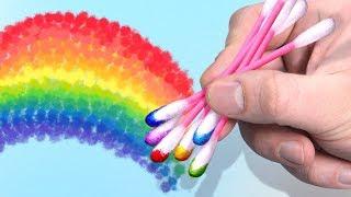 8 เทคนิคการวาดภาพที่น่าอัศจรรย์ที่จะทำให้คุณเป็นมืออาชีพ