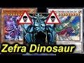 60 Card Zefra Dinosaur Ft......OBELISK The Tormentor - R.I.P Master Peace!!