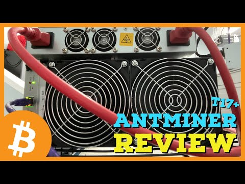 Bitmain Antminer T17+ Bitcoin Miner Review - BTC Miners Still Worth It?
