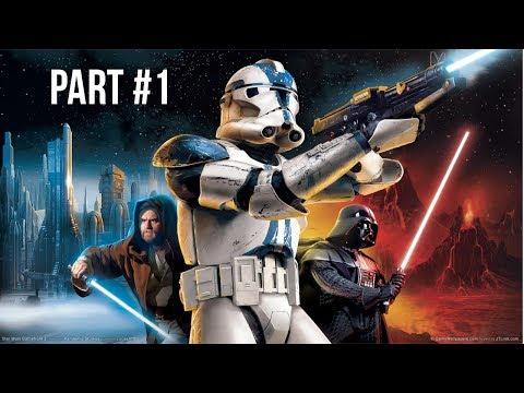 Star Wars: Battlefront 2 Campaign Walkthrough Part 1 (No Commentary)