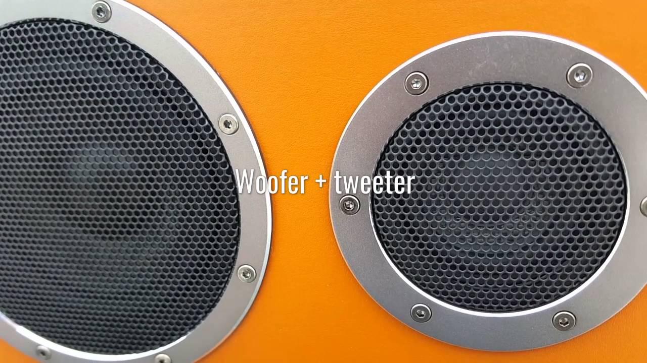GGMM®M4 WIFI Speaker Hi-Fi 2.1(recensione ITA) - YouTube