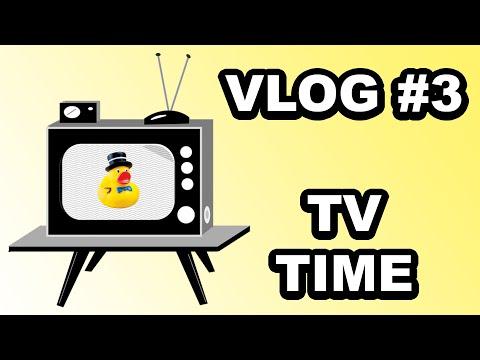 VLOG #3 - Television + Social Media