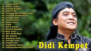 Download Mp3 Sobat Ambyar Didi Kempot Full Album Banyu Langit Cidro Suket Teki