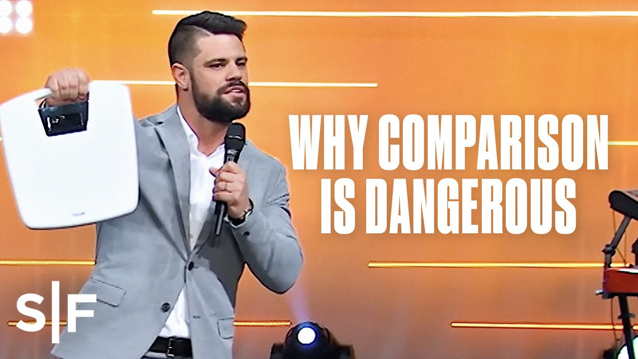 The Weight of Comparison | Steven Furtick