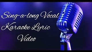Cody Jinks - Wish You Were Here (Sing-a-long Vocal Karaoke Lyric Video)