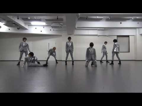 U-kiss-tick tack-dance mirror
